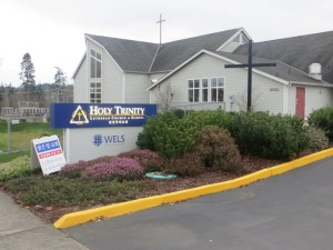 Holy Trinity Lutheran Church in Des Moines, WA