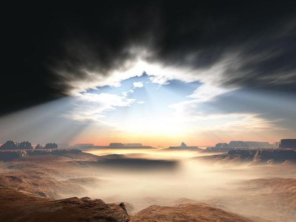 DesertSkyDarkLight