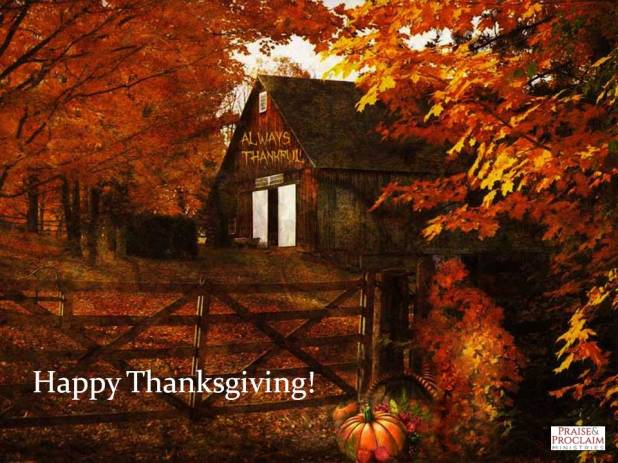 Always Thankful by penant